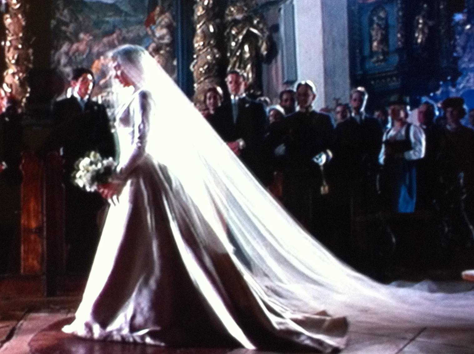 Maria Von Trapp Wedding Dress