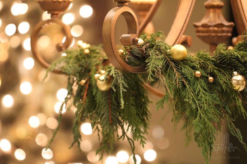 chandelier-garland