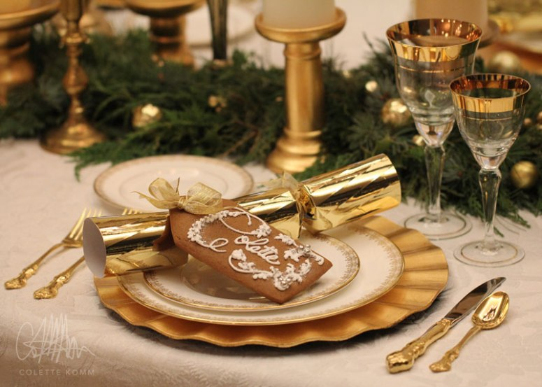 gold-place-setting