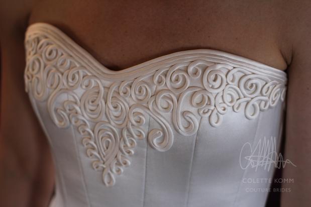 Avi's Moroccan Inspired WeddingGown